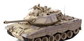 czołgi RC