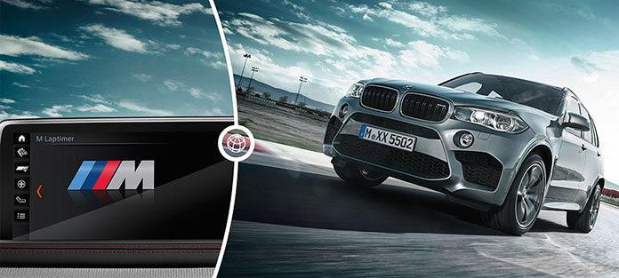 Aplikacje mobilne BMW czyli coś więcej niż wsparcie...